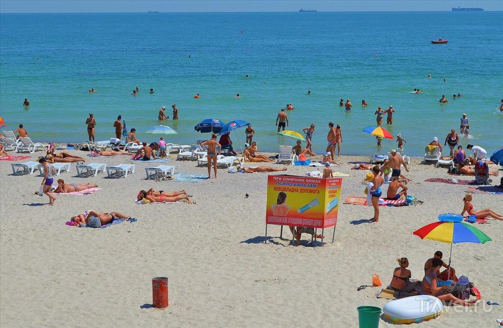 Пляж девушек украина 90