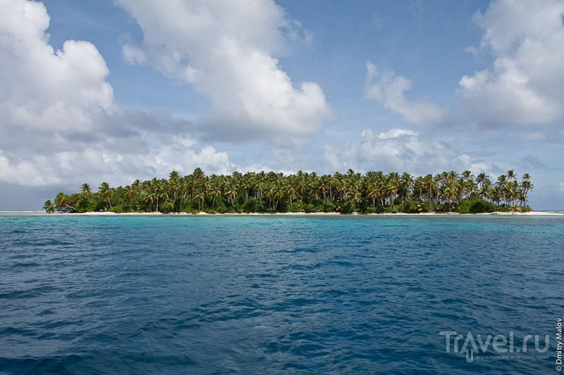 Один из Маршалловых островов / Фото с Маршалловых островов