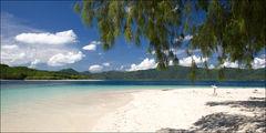 Пляж возле дома / Индонезия