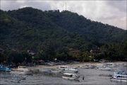 Типичный балийский пляж / Индонезия