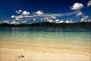 Вечернее море / Индонезия