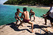 Борьба-развлечение / Индонезия