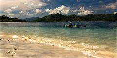 Вид с пирса / Индонезия