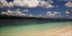 Утреннее море / Индонезия