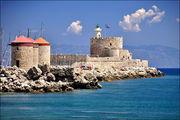 Форт Святого Николая / Греция
