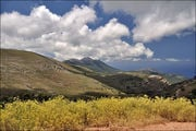 Гора Атавирос / Греция