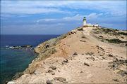 Маяк на полуострове Прасониси / Греция