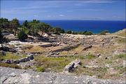Древний город Камейрос / Греция
