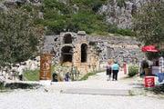 Древний амфитеатр / Турция
