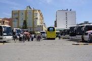 Автобусы с туристами / Турция