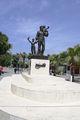 Памятник на площади / Турция