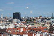 Вид на Вену / Австрия