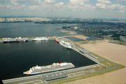 Панорама порта / Россия