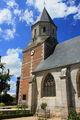 Колокольня церкви / Франция