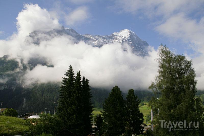 Горы Швейцарии / Фото из Швейцарии