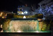 Работают фонтаны / Греция