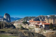 Монастыри Метеоры / Греция