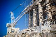 Стройплощадка на Акрополе / Греция