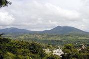Вид сверху / Гондурас