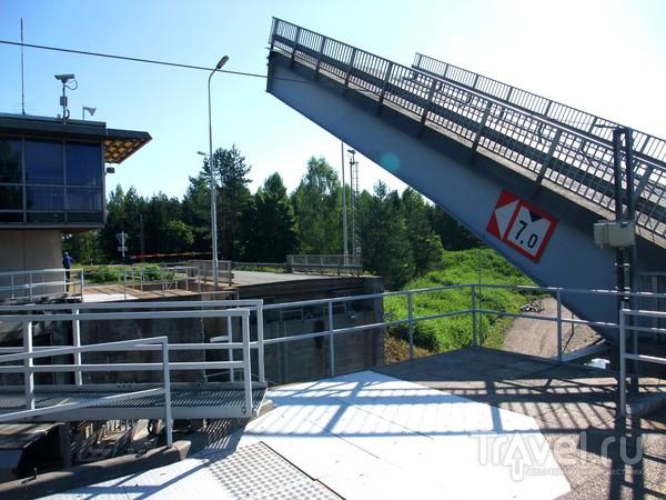 Разводной мост / Финляндия