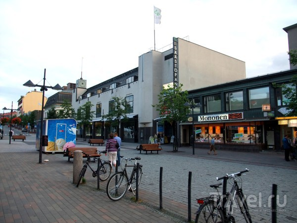 Город Лаппенранта / Финляндия