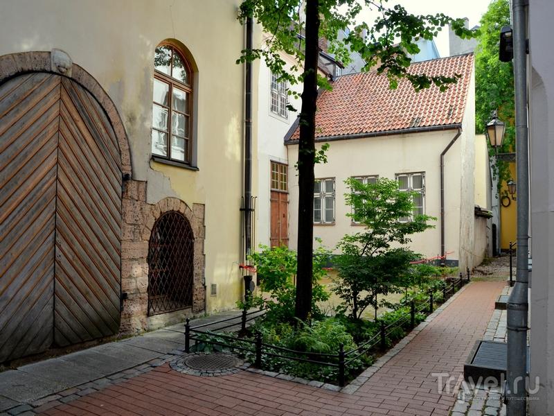 Городской пейзаж, Рига / Фото из Латвии