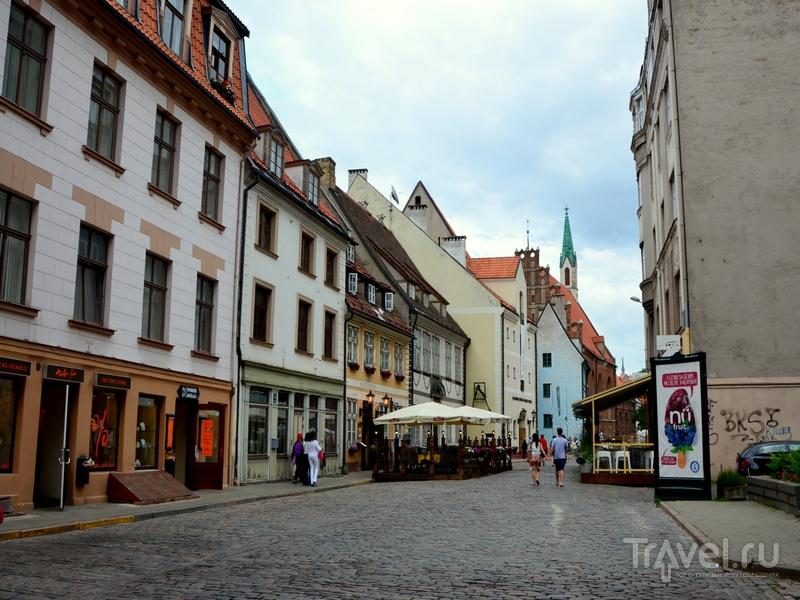 Улица Риги / Фото из Латвии