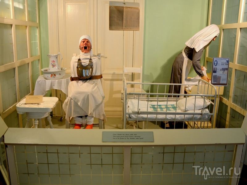 Экспозиция Музея истории медицины, Рига / Фото из Латвии