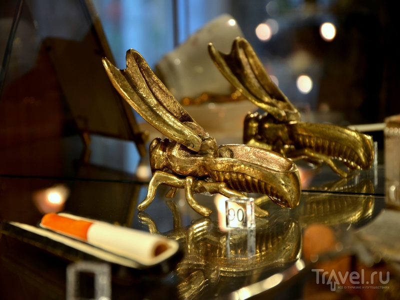Экспонат Музея ар-нуво, Рига / Фото из Латвии