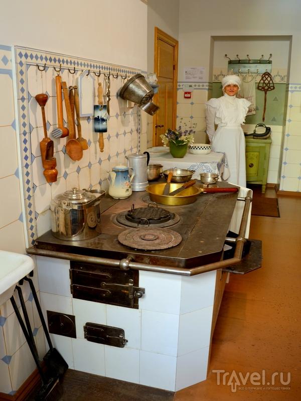 Вафельница из Музея ар-нуво, Рига / Фото из Латвии