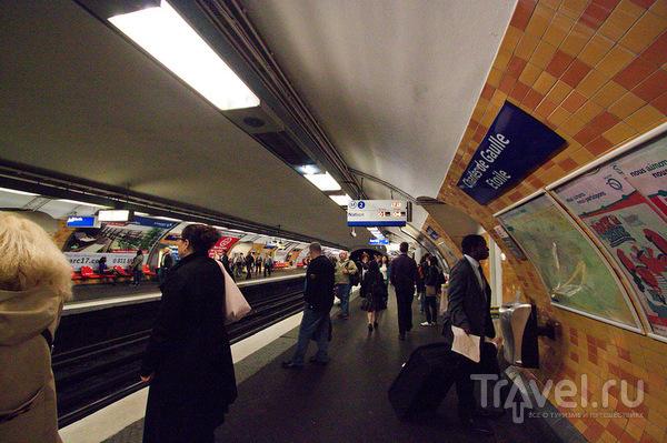 Расположение платформ / Франция
