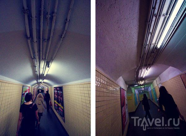 Еще коридоры / Франция