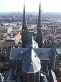 Церковь сверху / Нидерланды