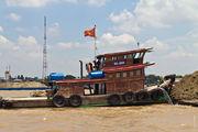 Деревянный корабль / Вьетнам