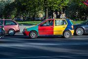 Раскраска машины / Белоруссия