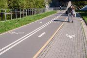 Велосипедная дорожка / Белоруссия