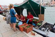 Торговля овощами / Италия