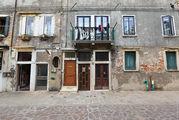 Детали фасада / Италия