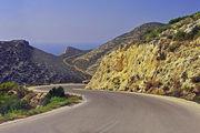 Изгиб дороги / Греция