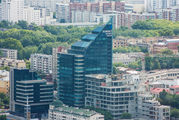 Здание Summit Business Centre / Россия