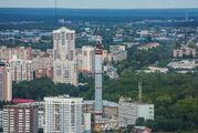 Радиорелейная башня / Россия