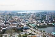 В северной части города / Россия