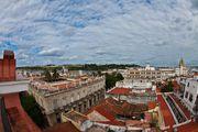 Вид на крыши / Куба