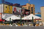 Кафе на центральной площади / Македония