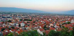 Вид из ресторана / Македония