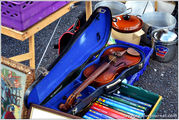 Книги, посуда и скрипка / Великобритания