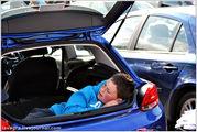 Ребенок в багажнике / Великобритания