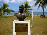 Памятник Головнину / Вануату