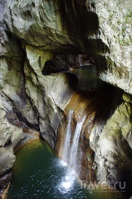30 водопадов / Словения
