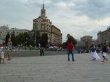 Пешеходная площадь / Украина